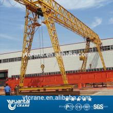 mg modèle 50 tonnes double poutre treillis port portique