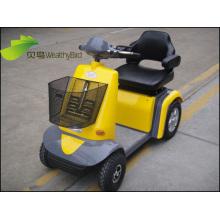 Scooters elétricos da mobilidade do quatro rodas do certificado opcional do Ce das cores
