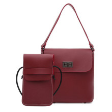 2pcs lady hand bags and Mobile phone bag