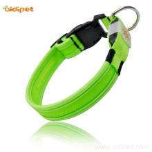 Collier de chien illuminé USB rechargeable