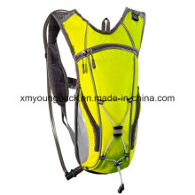 Lightweight Nylon Hydration Running Backpack with Bladder Bag