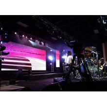 P5mm Rental Indoor Led Screens , High Brightness Led Display Board
