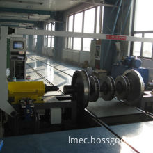 Bearing Press Machine, Used for Mounting Various Kinds of Roller Bearings of Railway Rolling Stock