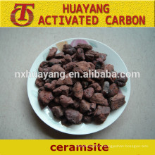 Shale ceramsite/ceramsite sand/cheap shale ceramsite for wastewater treatment