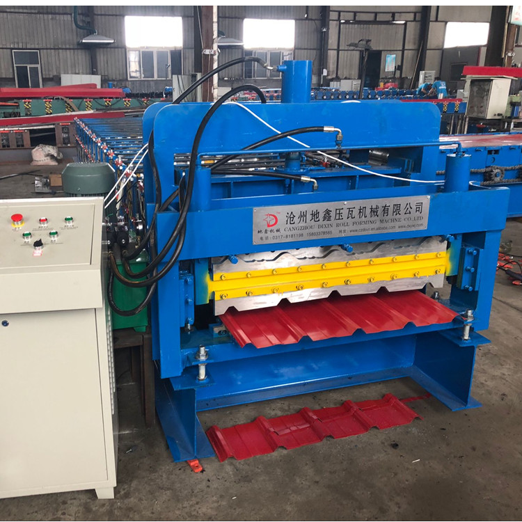 Roll Forming Machine Double