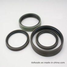 PTFE-Hydraulikdichtung mit O-Ring NBR70