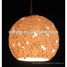 Araña de la decoración del hogar moderno chino