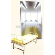 Krankenhausbett Aufzug mit gestrichener Stahlkabine