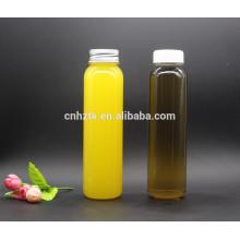 Garrafas de suco de 350 ml / garrafas de suco de PET