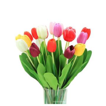 China künstliche Seide Blumen Fabrik direkt künstliche Blumen hochwertige blaue Orchidee zum Verkauf mit angemessenen Preis!