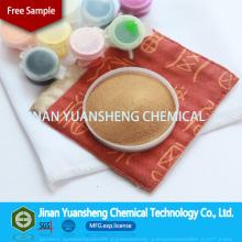 Formaldehide di acido solfato di naftalene di sodio per disperdente di gomma