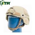 Capacete à prova de balas da polícia MICH nível IIIA capacete balístico