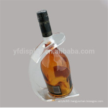 Clear Acrylic Wine Rack for Acrylic Wine Display