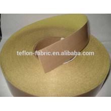 Тефлоновая ткань с высокой термостойкостью с клеем