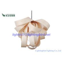 Wood pendant lamp decorative lignting manufacturer