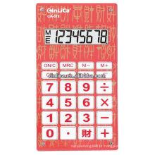 Calculadora bonita / calculadora / calculadora eletrônica