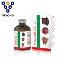 Injectable Tetraline L.A Oxytetracycline for Animals