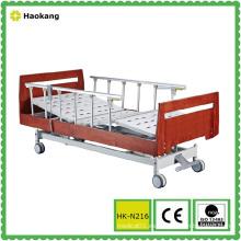 Mobiliario hospitalario para cama de madera eléctrica (HK-N216)