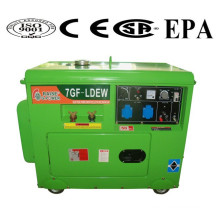 50A to 200A Silent Diesel Welding generator
