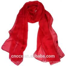 15STC2126 lightweight silk cashmere scarf