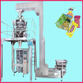Automatic Potato Chips Packaging Machine (JT-420W)