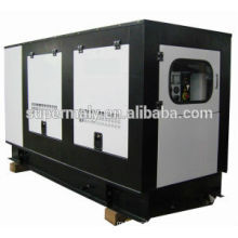 72.5kva AC three phase output supersilent diesel generator set with canopy