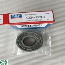 Original NTN NSK Koyo NMB NACHI SKF Rodamiento de bolas 6205-Zz
