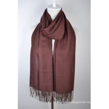 Foulard en fibre de bambou fait (12-BR010110-1.3)