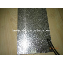 Hoja de aluminio en relieve 1100 para piso antideslizante