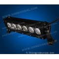 60W Support Single Row LED Light Bar (SB10-6)