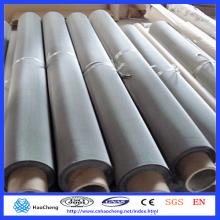 Malla de malla de alambre tejida Monel para celda de combustible de hidrógeno