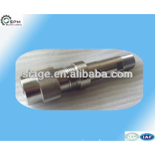 precision customized metal part small batch manufacturing