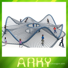 children outdoor flower rope master game equipment