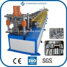 Pasó CE y ISO YTSING-YD-6656 Sistema de PLC automático Metal Stud y Track Roll que forma la máquina