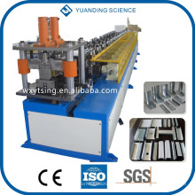 Aprovado CE e ISO YTSING-YD-6656 Automático PLC Sistema Metal Stud e Track Roll Máquina Formadora