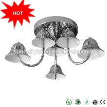 2016 new modern 12w18w type acrylic & hardware chandelier led pendant & modern restaurant pendant light