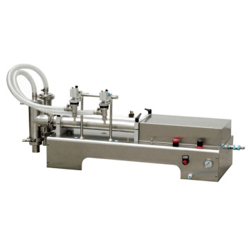 Small Manual Liquid Filling Machine