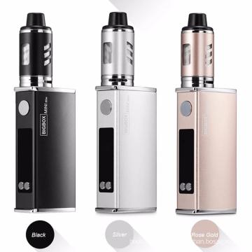 2018 e cigarrillo 80w caja mod vapor starter kits 80w vape pen mods nuevo tanque de cigarrillos