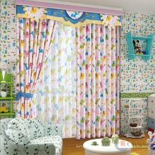 Alta calidad de diseño de moda stock lotes cortinas