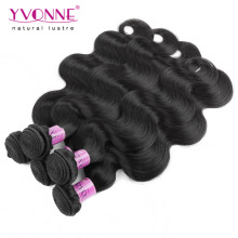 Cheap Indian Body Wave Remy cabello humano
