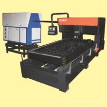 Hochpräzisions-CO2-Laserschneidemaschine für elektronisches Brett- und Ständerbrett Holzschnitt