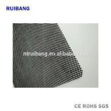 Spunlace malla filtro de tela de carbón activado