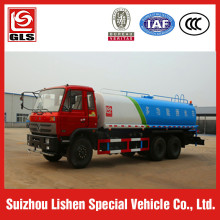 6X4 Dongfeng 15000  Water Tank Truck