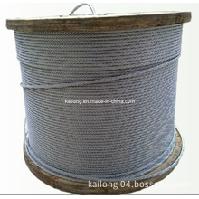 7X19-4.0mm Galvanized Steel Wire Rope
