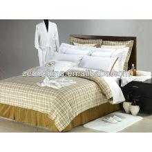 Fabricant professionnel de Guangzhou pour le linge de maison et les serviettes en gros de l'hôtel