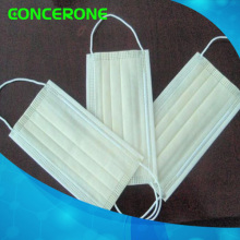 Disposable Surgical Nonwoven Face Mask with Earloop