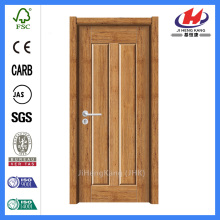 *JHK-MD07 Home Interior Door Melamine Raised Panel Interior Doors Rustic Interior Doors Skin