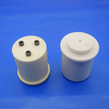 Wear Resistance Ceramic Valve with Screws