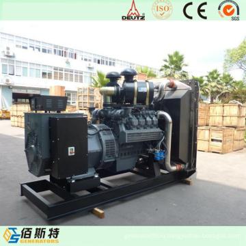 30 ква 50 ква 200 ква энергии 100kva Тепловозный комплект генератора 150kVA