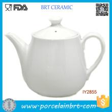 White Big Bule Happy High Tea Porcelana